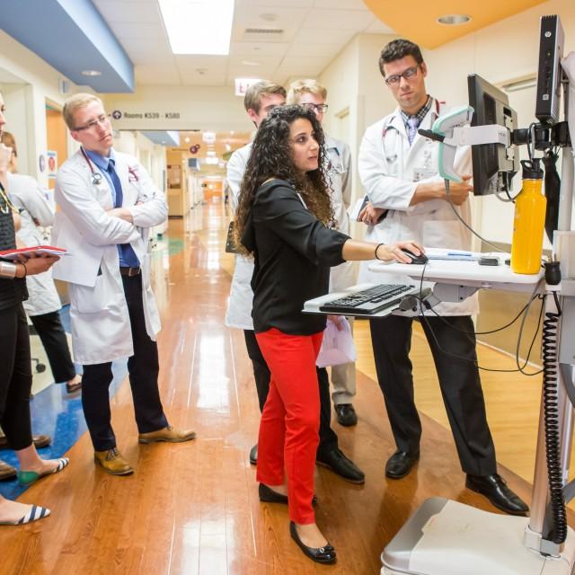 Pediatric Residency Training Program | Department of